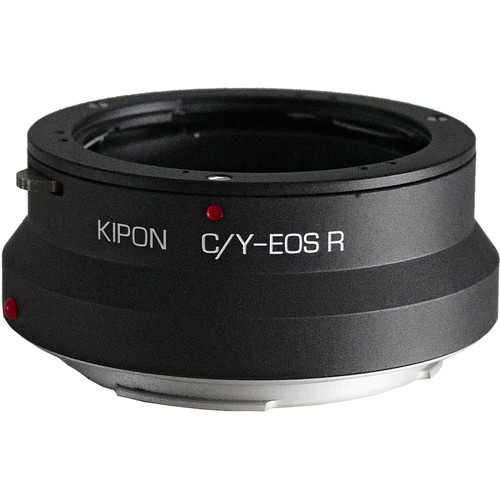 KIPON Lens Mount Adapter for Contax-Yashica Mount Lens to Canon RF-Mount Camera
