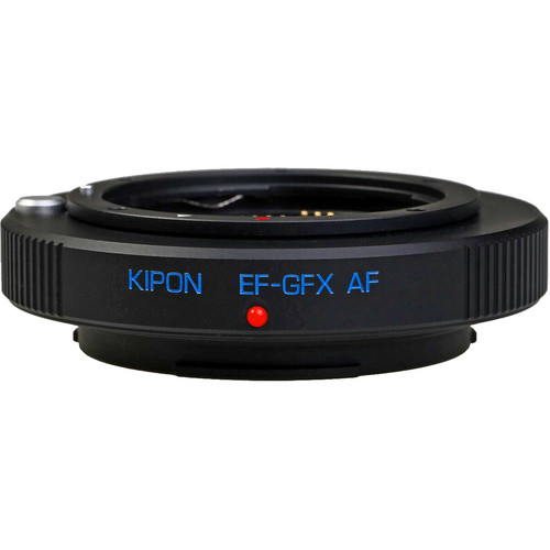 KIPON Autofocus Lens Mount Adapter for Canon EF Lens to FUJIFILM G-Mount Camera