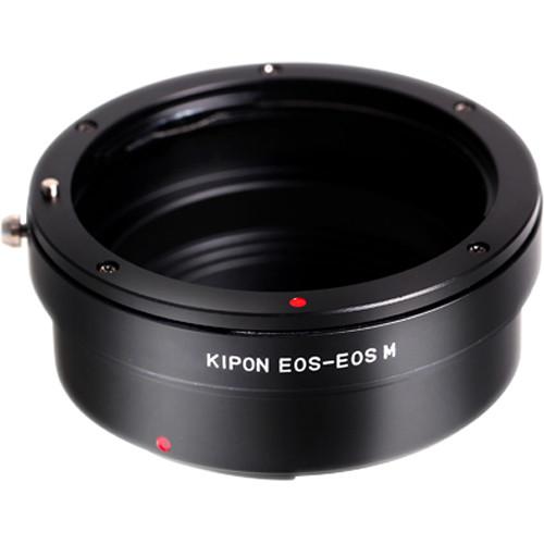 KIPON Lens Mount Adapter for EF-Mount Lens to Canon EF-M Mount Camera