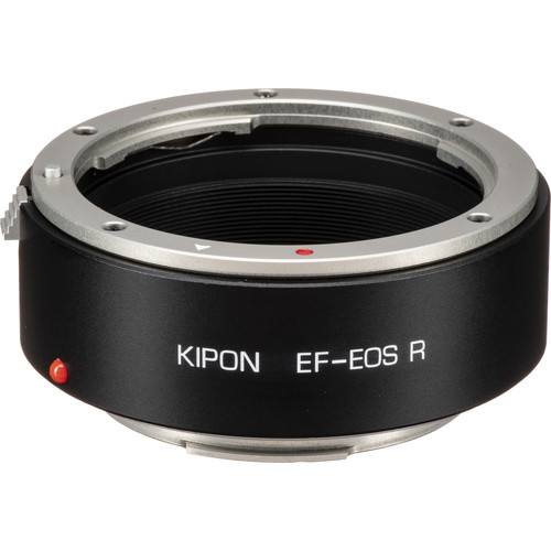 KIPON Lens Mount Adapter for Canon EF-Mount Lens to Canon RF-Mount Camera