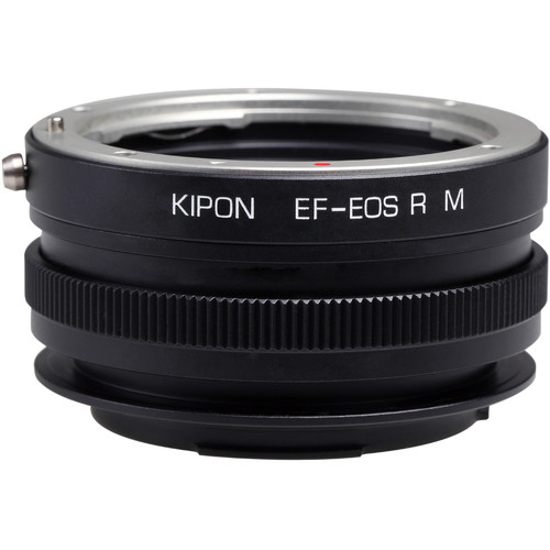 KIPON Lens Mount Adapter with Helicoid for Canon EF-Mount Lens to Canon RF-Mount Camera