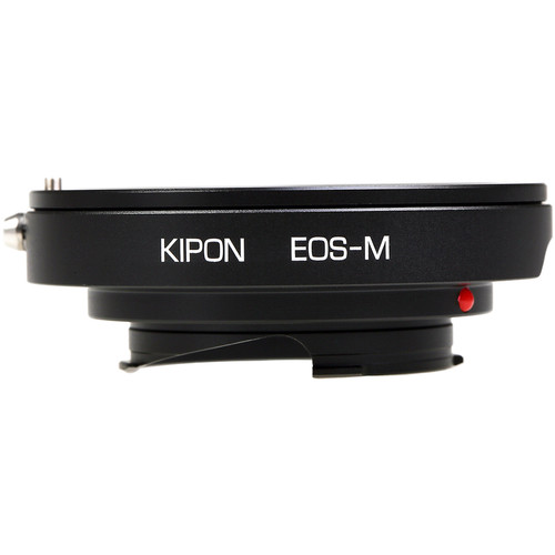 KIPON Lens Mount Adapter for Canon EF-Mount Lens to Leica M-Mount Camera