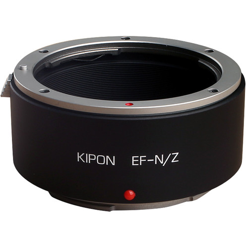 KIPON Lens Mount Adapter for Canon EF-Mount Lens to Nikon Z-Mount Camera
