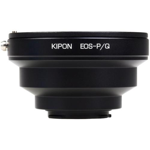 KIPON Lens Mount Adapter for Canon EF-Mount Lens to Pentax Q-Mount Camera