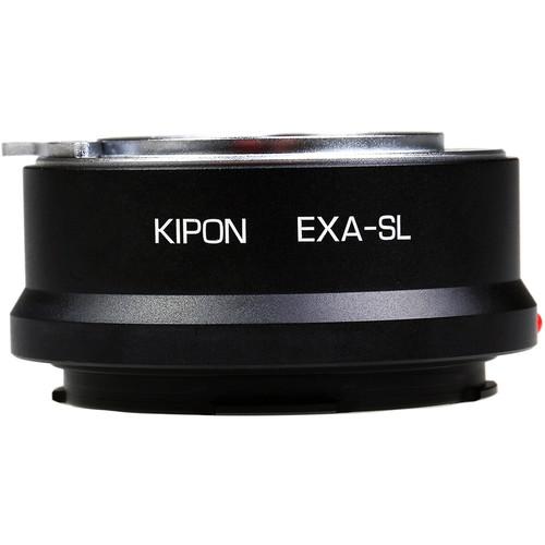 KIPON Lens Mount Adapter for Exakta-Mount Lens to Leica L-Mount Camera