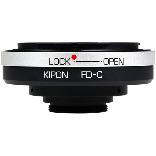 KIPON Canon FD to C Adapter