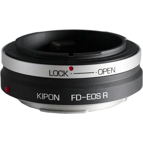 KIPON Lens Mount Adapter for Canon FD-Mount Lens to Canon RF-Mount Camera