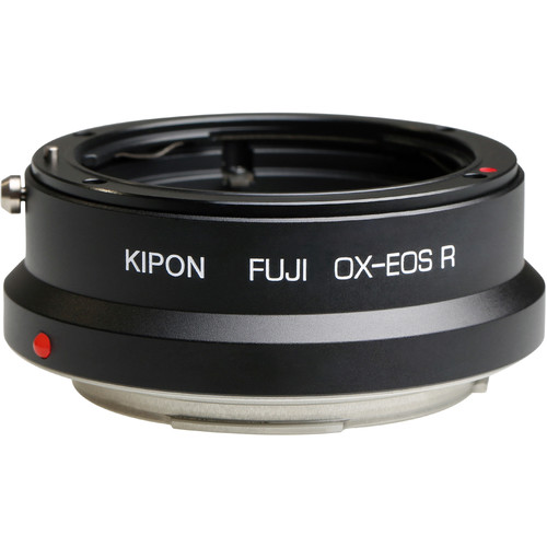 KIPON Lens Mount Adapter for Fujica X-Mount Lens to Canon RF-Mount Camera