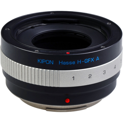 KIPON Lens Adapter for Hasselblad H-Mount Lens to FUJIFILM G-Mount Camera