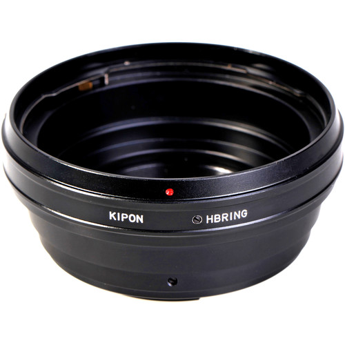 KIPON Lens Mount Adapter for Hasselblad V-Mount Lens to Sony/Minolta A-Mount Camera