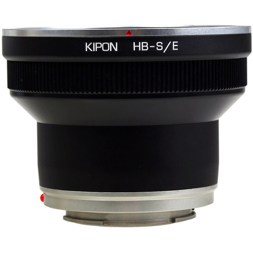 KIPON Lens Mount Adapter for Hasselblad V-Mount Lens to Sony-E Mount Camera