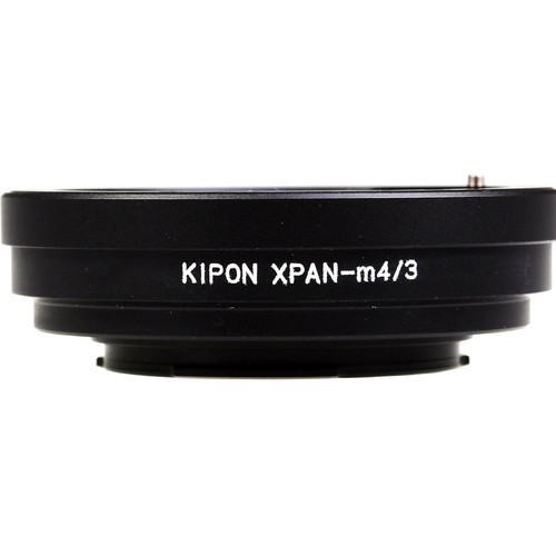 KIPON Lens Mount Adapter for Hasselblad XPan-Mount Lens to Micro Four Thirds-Mount Camera