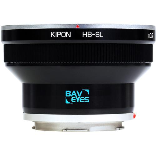 KIPON Lens Mount Adapter for Hasselblad V-Mount Lens to Leica L-Mount Camera