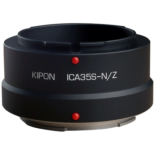 KIPON Lens Mount Adapter for Icarex BM-Mount Lens to Nikon Z-Mount Camera