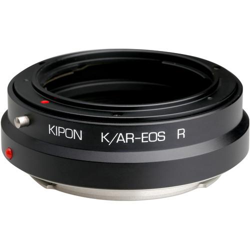 KIPON Lens Mount Adapter for Konica AR-Mount Lens to Canon RF-Mount Camera