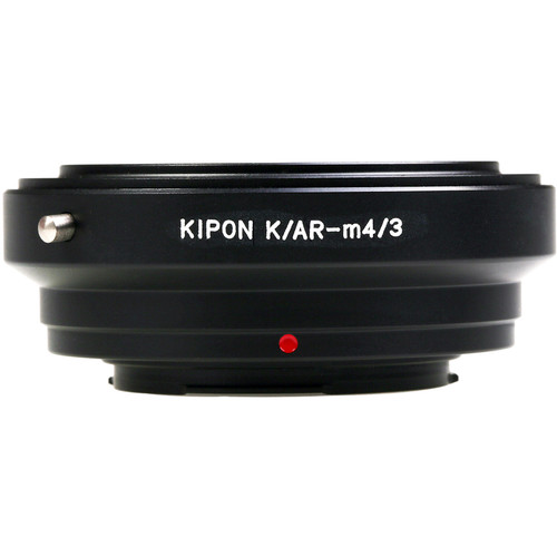 KIPON Lens Mount Adapter for Konica AR-Mount Lens to Micro Four Thirds-Mount Camera