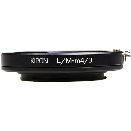 KIPON Lens Mount Adapter for Leica M-Mount Lens to Micro Four Thirds-Mount Camera