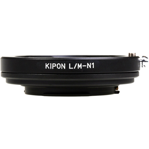 KIPON Lens Mount Adapter for Leica M-Mount Lens to Nikon N1-Mount Camera