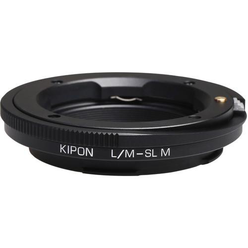 KIPON Macro Lens Mount Adapter for Leica M-Mount Lens to Leica L-Mount Camera