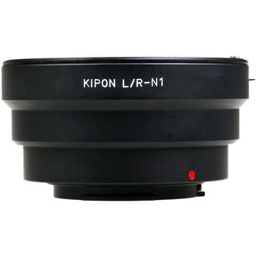 KIPON Lens Mount Adapter for Leica R-Mount Lens to Nikon N1-Mount Camera