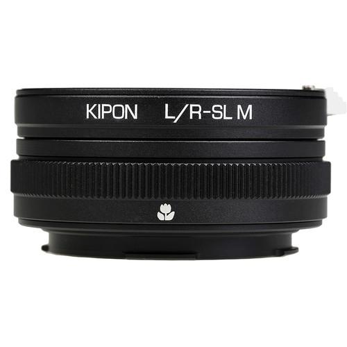 KIPON Macro Lens Mount Adapter for Leica R-Mount Lens to Leica L-Mount Camera
