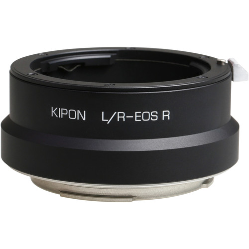 KIPON Lens Mount Adapter for Leica R-Mount Lens to Canon RF-Mount Camera