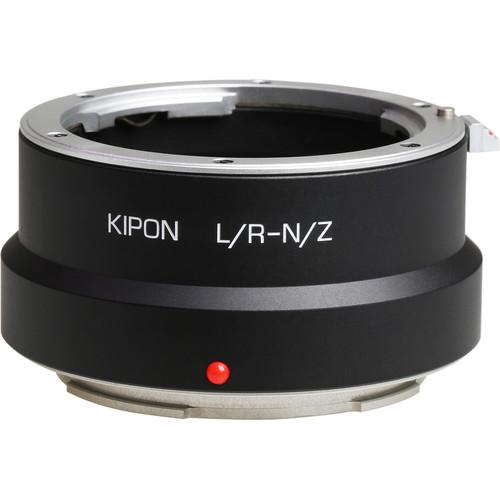 KIPON Lens Mount Adapter for Leica R-Mount Lens to Nikon Z-Mount Camera