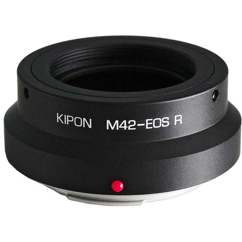 KIPON Lens Mount Adapter for M42-Mount Lens to Canon RF-Mount Camera