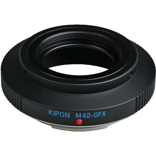 KIPON Lens Adapter for M42 Lens to FUJIFILM G-Mount Camera