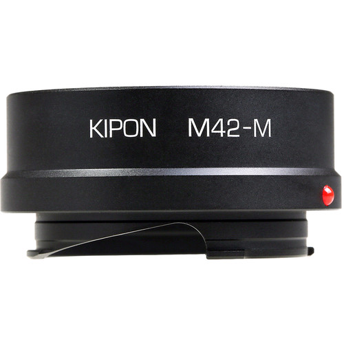 KIPON Lens Mount Adapter for M42 Universal Lens to Sony/Minolta A-Mount Camera