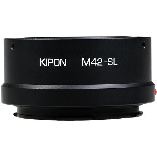 KIPON Lens Mount Adapter for M42-Mount Lens to Leica L-Mount Camera