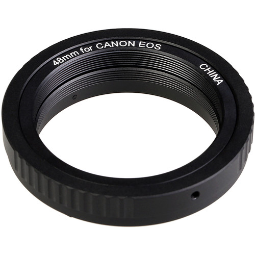 KIPON Lens Mount Adapter for M48 Screw-Mount Lens to Canon EOS Camera