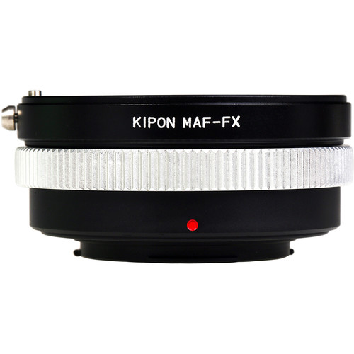 KIPON Lens Mount Adapter for Sony A Lens to FUJIFILM FX-Mount Camera