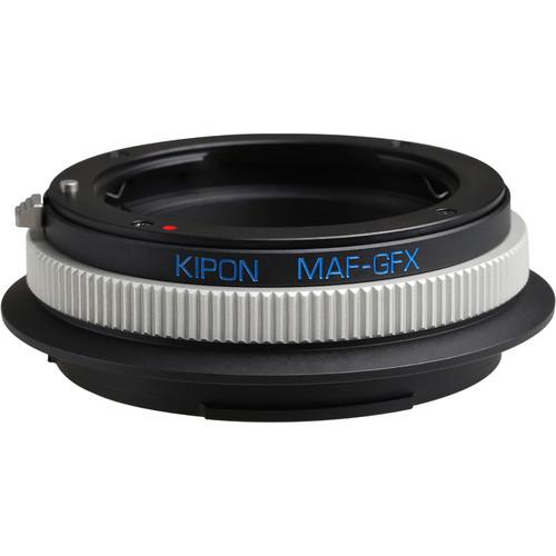 KIPON Lens Adapter for Sony / Minolta A-Mount Lens to FUJIFILM G-Mount Camera