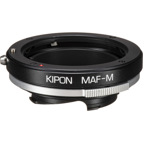 KIPON Lens Mount Adapter for Sony/Minolta A-Mount Lens to Leica M-Mount Camera