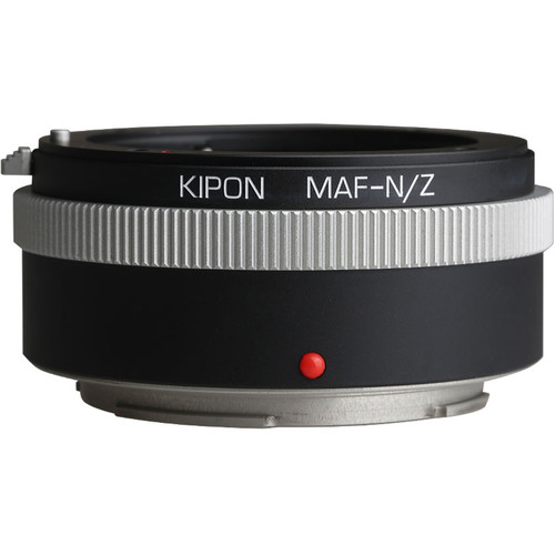 KIPON Lens Mount Adapter for Sony/Minolta A-Mount Lens to Nikon Z-Mount Camera