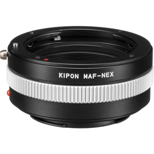 KIPON Lens Mount Adapter for Sony/Minolta A-Mount Lens to Sony-E Mount Camera