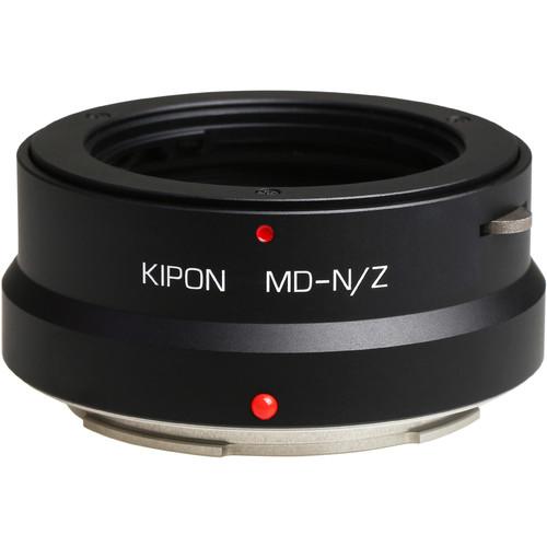 KIPON Lens Mount Adapter for Minolta MD-Mount Lens to Nikon Z-Mount Camera