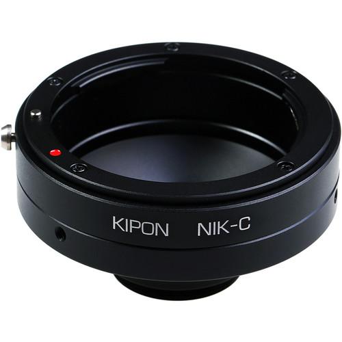 KIPON Nikon to C Adapter