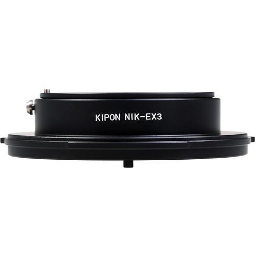 KIPON Lens Mount Adapter for Nikon F-Mount Lens to B4-Mount Camera