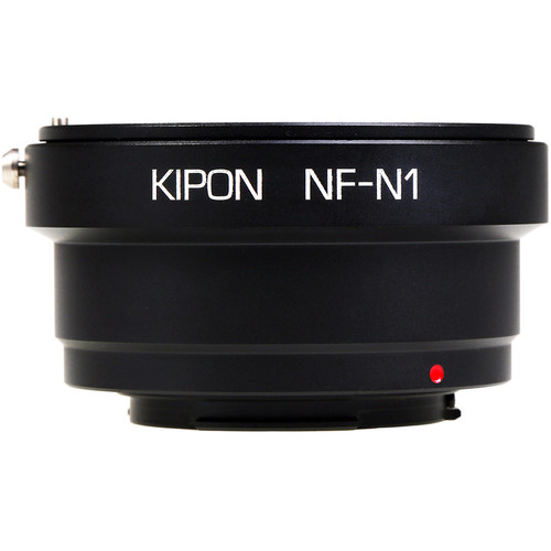 KIPON Lens Mount Adapter for Nikon F-Mount Lens to Nikon N1-Mount Camera