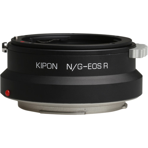 KIPON Lens Mount Adapter for Nikon F-Mount, G-Type Lens to Canon RF-Mount Camera