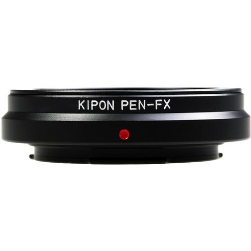 KIPON Lens Mount Adapter for Olympus PEN Lens to FUJIFILM FX-Mount Camera