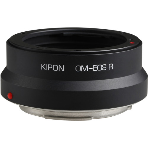 KIPON Lens Mount Adapter for Olympus OM-Mount Lens to Canon RF-Mount Camera