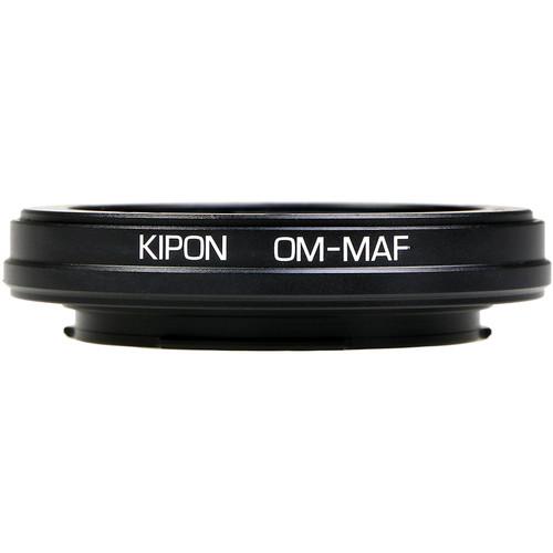 KIPON Lens Mount Adapter for Olympus OM-Mount Lens to Sony/Minolta A-Mount Camera