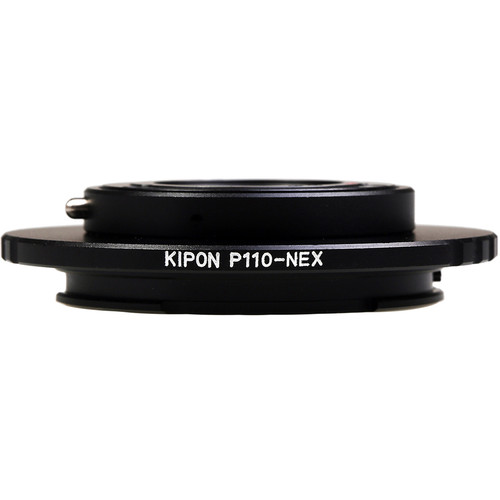 KIPON Lens Mount Adapter for Pentax 110-Mount Lens to Sony-E Mount Camera