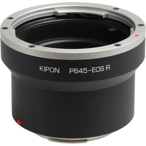 KIPON Lens Mount Adapter for Pentax 645-Mount Lens to Canon RF-Mount Camera