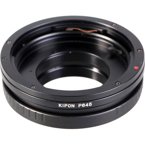 KIPON Lens Mount Adapter for Pentax 645-Mount Lens to Pentax K-Mount Camera