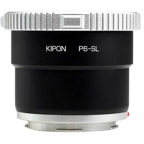 KIPON Lens Mount Adapter for Pentacon Six-Mount Lens to Leica L-Mount Camera