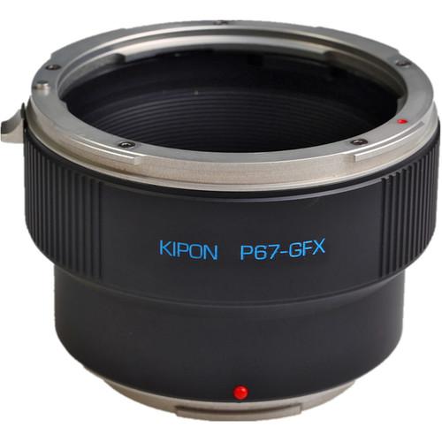 KIPON Lens Adapter for Pentax 67 Lens to FUJIFILM G-Mount Camera
